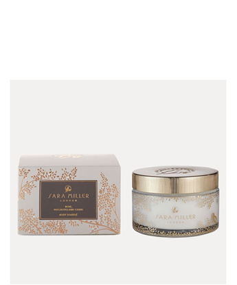 Picture of ROSE, PATCHOULI & CASSIS BODY SOUFFLÉ 180ML