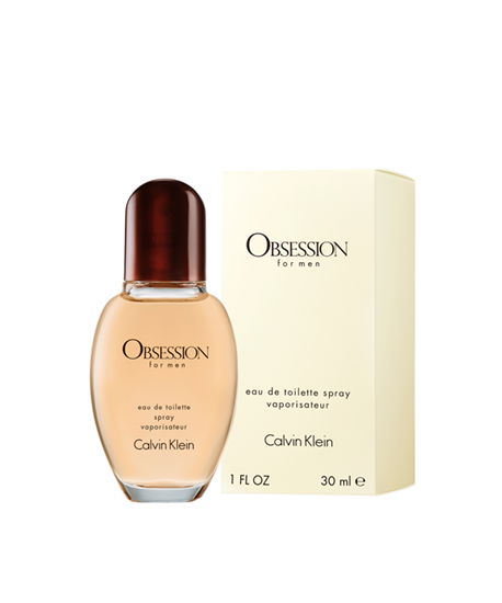 Picture of OBSESSION MEN EAU DE TOILETTE 30ML