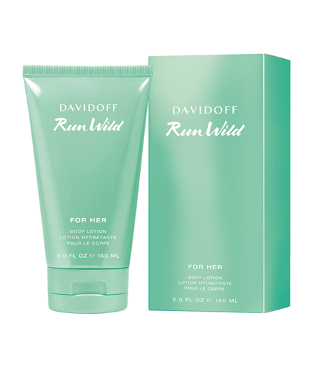 Picture of RUN WILD  FOR HER BODY LOTION 150ML