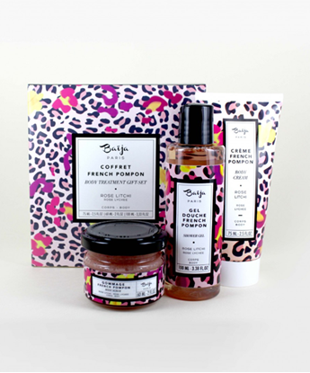Picture of French Pompon Body Care Ritual Set