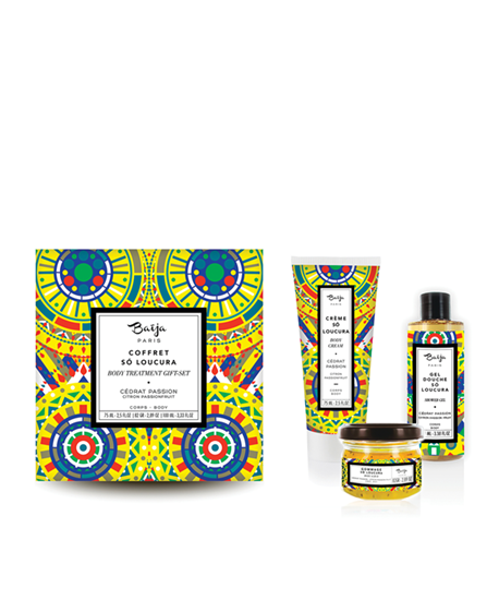 Picture of Só Loucura Body Care Ritual Set