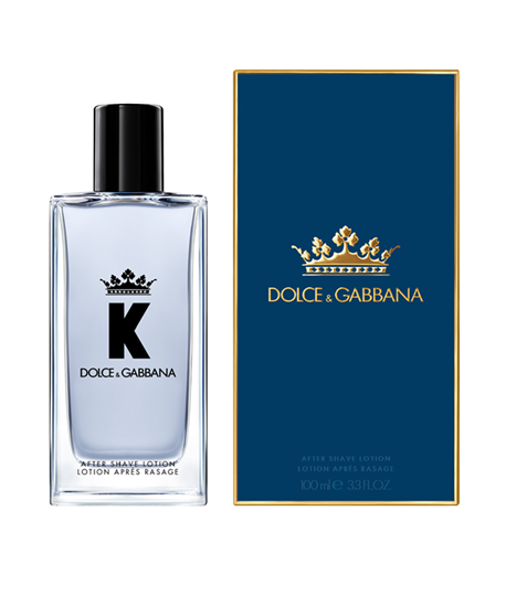 Picture of K BY DOLCE&GABBANA AFTER SHAVE LOTION 100ML