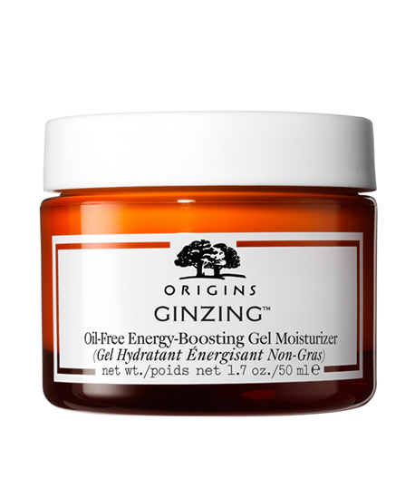 Picture of GINZING ENERGY BOOSTING OIL-FREE GEL MOISTURISER 50ML