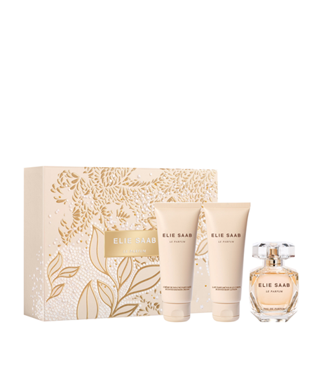 Picture of LE PARFUM SET (EDP 50ML+BODY LOTION 75ML+SHOWER CREAM 75ML)