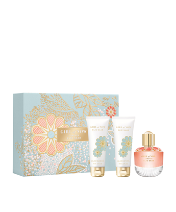 Picture of GIRL OF NOW FOREVER SET(EDP 50ML+GEL 75ML+LOTION 75ML)