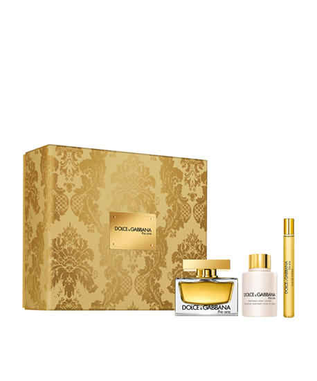 Picture of THE ONE 2019 SET (EDP 75ML+BODY LOTION 100ML+SPRAY 10ML)