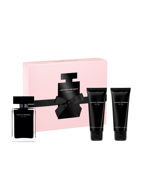 Picture of FOR HER SET (EDT 50ML+BODY LOTION 75ML+ SHOWER GEL  75ML)