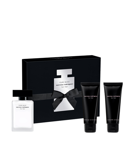 Picture of FOR HER PURE MUSC SET(EDP50ML+ BODY LOTION +SHOWER GEL 75ML)
