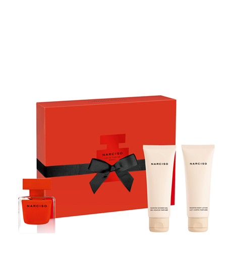 Picture of NARCISO ROUGE  SET (EDP50ML+ BODY LOTION +SHOWER GEL 75ML)