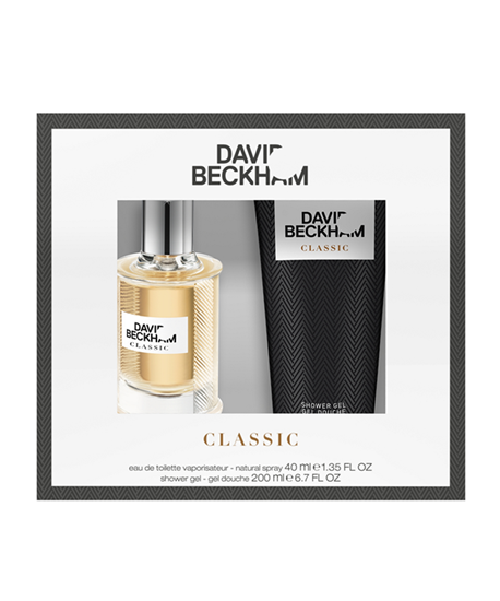 Picture of CLASSIC SET (EDT 40ML & SHOWER GEL 200ML)
