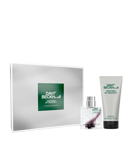 Picture of INSPIRED BY RESPECT SET (EDT 40ML & SHOWER GEL)
