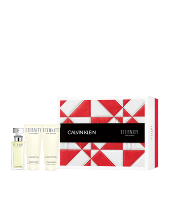 Picture of ETERNITY WOMAN SET(EDP 50ML+LOTION 100ML+BODY WASH 100ML)