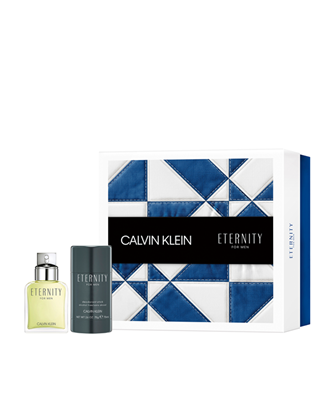 Picture of ETERNITY MAN SET (EDT 50ML + DEO STICK 76G)