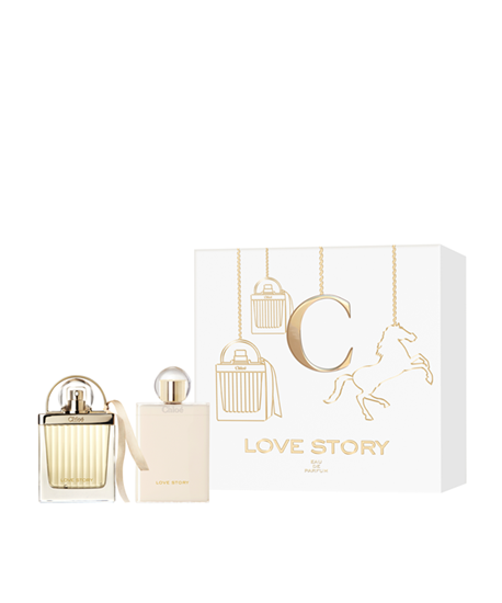 Picture of LOVE STORY SET (EDP 50ML + BODY LOTION 100ML)