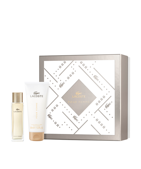 Picture of POUR FEMME SET (EDP 50ML + BODY LOTION 100ML)