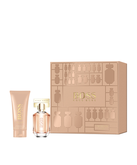 Picture of THE SCENT FOR HER SET (EDP 30ML + BODY LOTION 100ML)