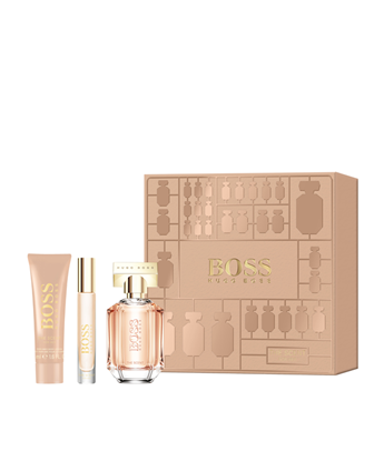 Picture of THE SCENT FOR HER SET (EDP 50ML + BL100ML + EDP 7.4ML)