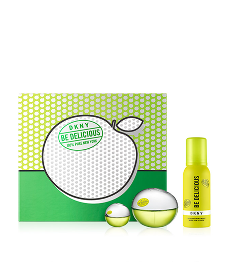 Picture of Be Delicious Set (EDP 50ml & Showermousse 100ml & EDP 7ml)
