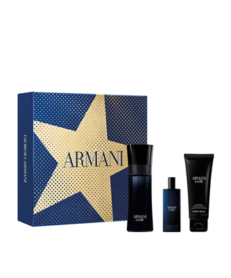 Picture of Giorgio Armani Code Homme EDT Set