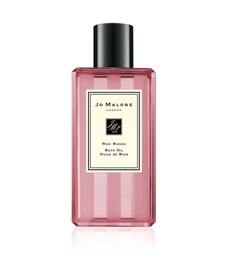 Picture of RED ROSES BATH OIL 250ml
