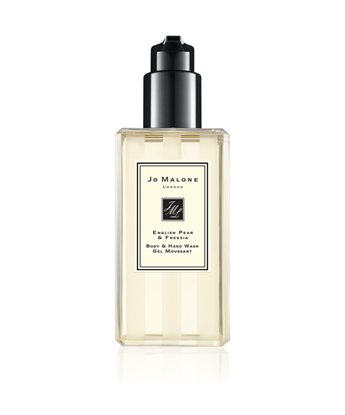 Picture of ENGLISH PEAR & FREESIA BODY AND HAND WASH 250ml