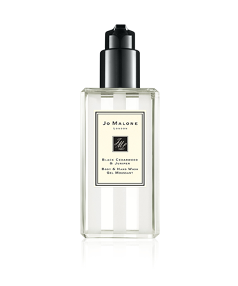 Picture of BLACK CEDARWOOD & JUNIPER BODY AND HAND WASH 250ml