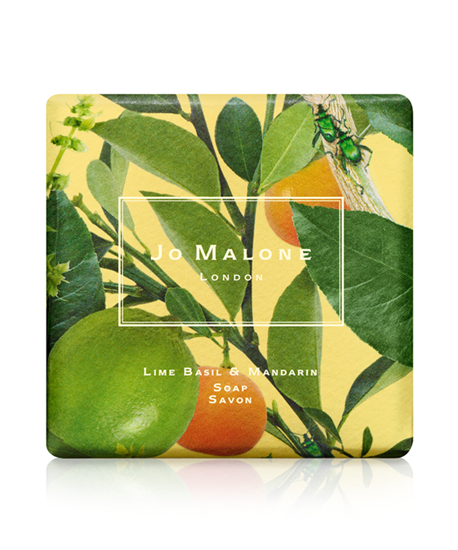 Picture of LIME BASIL & MANDARIN SOAP 100gr