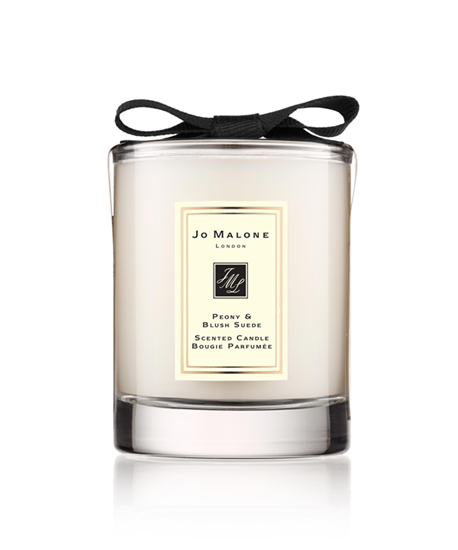 Picture of PEONY & BLUSH SUEDE HOME CANDLE 60gr