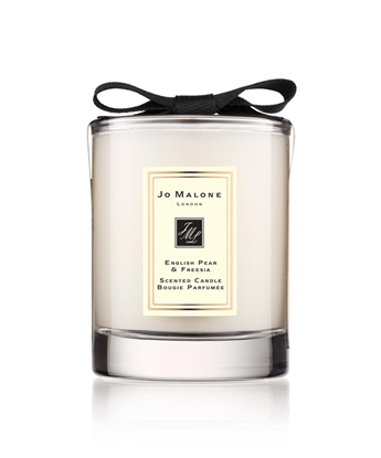 Picture of ENGLISH PEAR & FREESIA  TRAVEL CANDLE 60gr