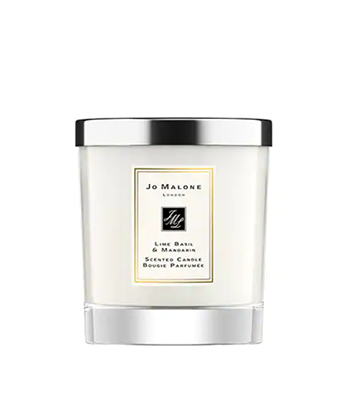 Picture of LIME BASIL & MANDARIN HOME CANDLE 200gr