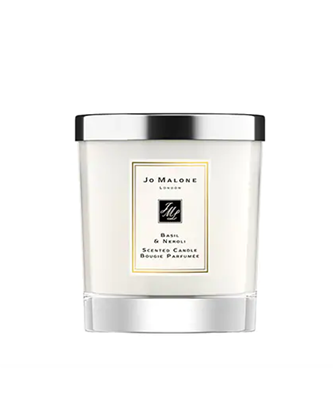 Picture of BASIL & NEROLI HOME CANDLE 200gr