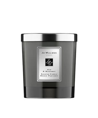 Picture of OUD & BERGAMONT  HOME CANDLE INTENSE 200gr