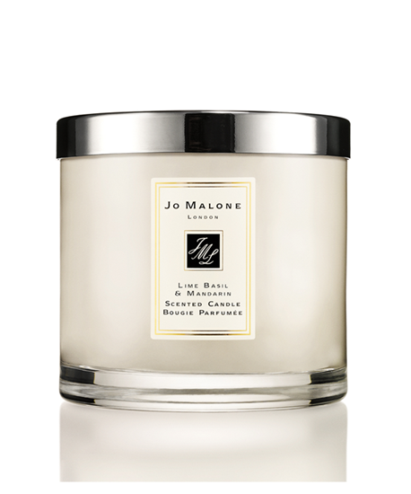 Picture of LIME BASIL & MANDARIN DELUXE CANDLE 600gr