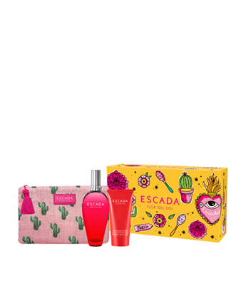 Picture of FLOR DEL SOL SET (EDT 50ML+BODY LOTION 50ML)