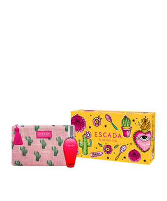 Picture of FLOR DEL SOL SET (EDT 30ML+POUCH)