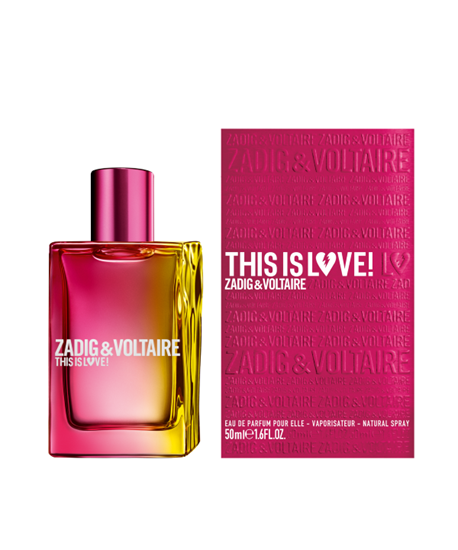 Picture of THIS IS LOVE! POUR ELLE EDP
