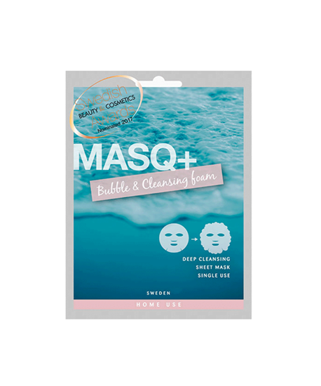 Picture of MASQ+ BUBBLE & CLEANSING FOAM