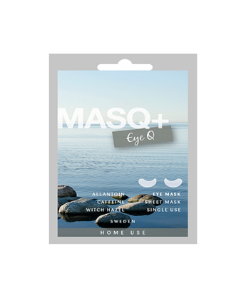 Picture of MASQ+ EYE Q SHEET MASK EYE