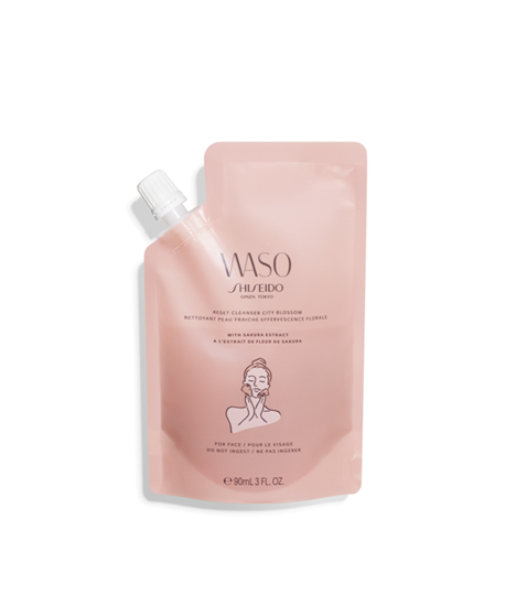 Picture of Waso Reset Cleanser City Blossom 90ml