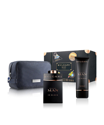 Picture of MAN IN BLACK EDP SET (EDP 100ML + ASB 100ML + POUCH)