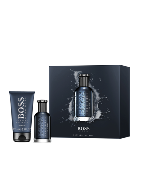 Picture of BOTTLED INIFINITE SET (EDP 50ML & SG 100ML)
