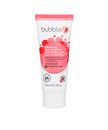 Picture of  HIBISCUS & ACAI BERRY HAND CREAM 100ML
