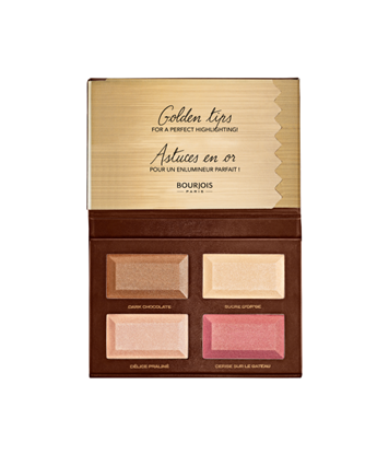 Picture of DELICE DE POUDRE BRONZING & HIGHTLIGHTING POWDER PALETTE