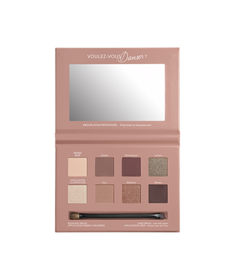 Picture of LA PALETTE EYE SHADOW BEAU REGARD 01