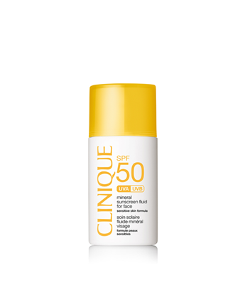 Picture of Mineral Sunscreen Fluid For Face SPF50