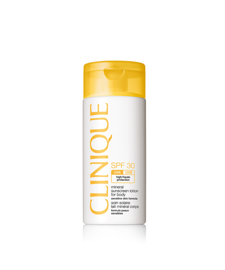 Picture of Mineral Sunscreen Lotion For Body SPF30
