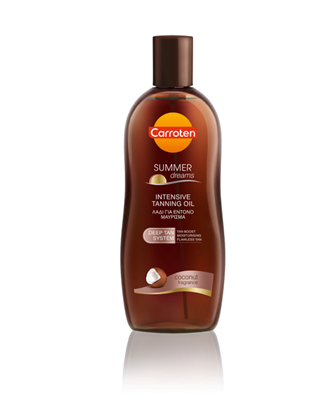 Picture of SUMMER DREAMS INTENSIVE TANNING OIL SPF0 200ML