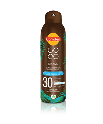 Picture of COCONUT DREAMS DRY OIL SPF30 150ML