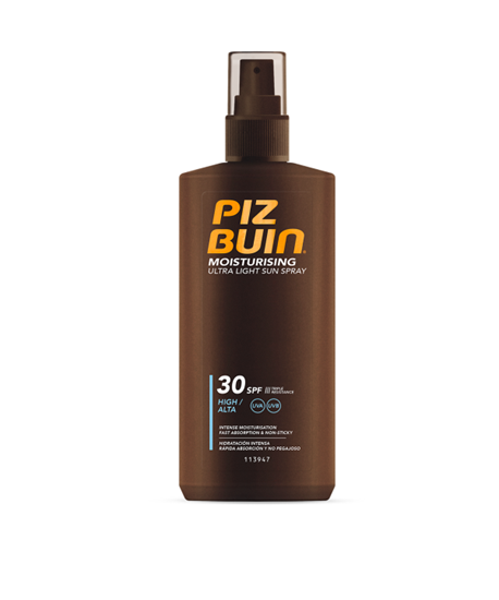 Picture of Moisturising Ultra Light Sun Spray SPF30, 200ml