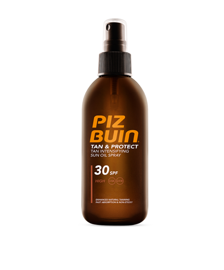 Picture of Tan & Protect Tan Accelerating Sun Oil Spray SPF30, 150ml